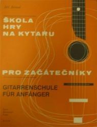 Škola hry na kytaru pro začátečníky - Jiří Jirmal