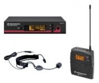 Sennheiser EW 152 G3 - bezdrátový set s náhlavním mikrofonem