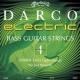 Darco D 9900 L 40/95 - kovové struny pro elektrickou baskytaru (extra light)