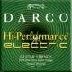 Darco DP 9300 - kovové struny pro elektrickou kytaru (extra light) 9/42