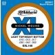 D'Addario EXL 140 - kovové struny pro elektrickou kytaru (light top/heavy bottom) 10/52