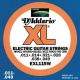 D'Addario EXL 115W - kovové struny pro elektrickou kytaru (blues/jazz rock/wound 3RD) 11/49