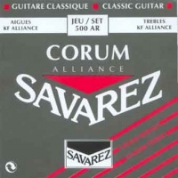 Savarez 500 AR Alliance Corum - nylonové struny pro klasickou kytaru (standard tension)