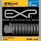 D'Addario EXP 46 - nylonové struny pro klasickou kytaru (hard tension)