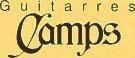 Camps Sinfonia spruce - klasická kytara