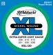 D'Addario EXL 130 - struny na elektrickou kytaru 8/38