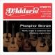 D'Addario EPBB 170 - struny na akustickou baskytaru