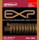 D'Addario EXP 17 - struny na akustickou kytaru 13/56
