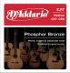 D'Addario EJ 17 - struny na akustickou kytaru 13/56