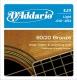 D'Addario EJ 11 - struny na akustickou kytaru 12/53
