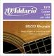D'Addario EJ 13 - struny na akustickou kytaru 11/52