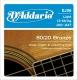 D'Addario EJ 36 - struny na 12 strunnou akustickou kytaru 10/47