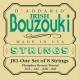 D'Addario J 81 - struny na irské bouzouki