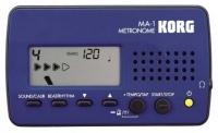 Korg MA 1 BL - digitální metronom