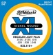 D'Addario EXL 110+ 105/480 - kovové struny pro elektrickou kytaru (regular light plus) 10,5/48
