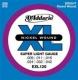 D'Addario EXL 120 - kovové struny pro elektrickou kytaru (super light) 9/42