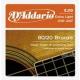 D'Addario EJ 10 Br - kovové struny pro akustickou kytaru (extra light)  10/47
