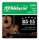 D'Addario EZ 890 Br - kovové struny pro akustickou kytaru (super light) 9/45