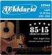 D'Addario EZ 940 Br - kovové struny pro akustickou kytaru (light) 10/50