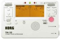 Korg TM 50 PW - ladička s metronomem