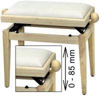 Truwer PS 5 klavírní stolička beethovenka FX - určena k nalakování