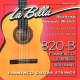 La Bella 820 B - nylonové struny flamenco